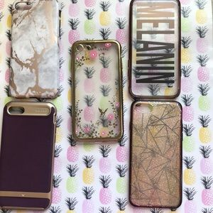 A Variety of Girly iPhone 7 Cases
